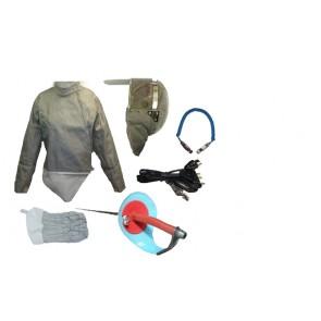 Electric Sabre Fencing Set - 6 pcs